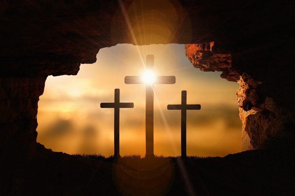 Resurrection the Cross