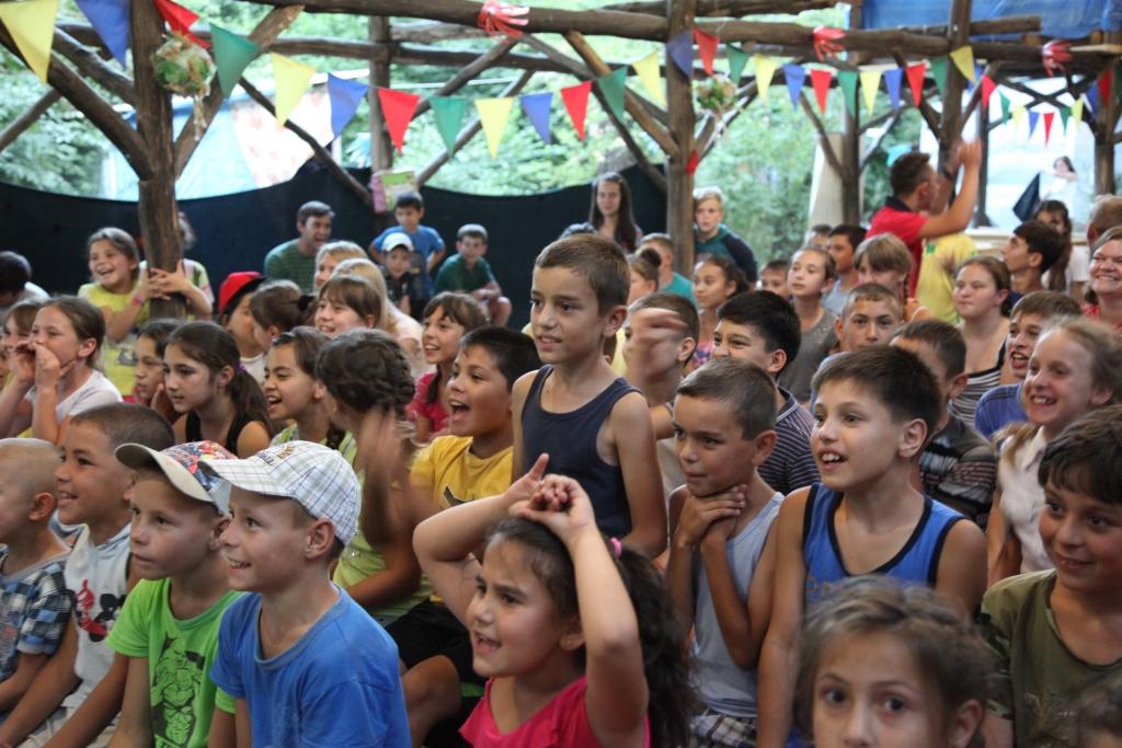 Ukraine Camp